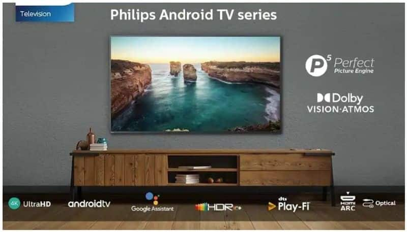 Philips launches 10 new Android TV in India prices start from 21990