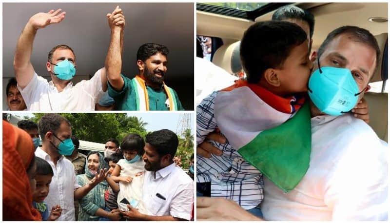 kerala assembly election 2021 rahul gandhi campaign at palakkad