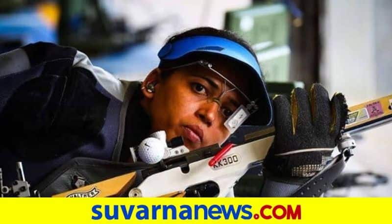 ISSF World Cup 2021 Gold rush continues for India kvn