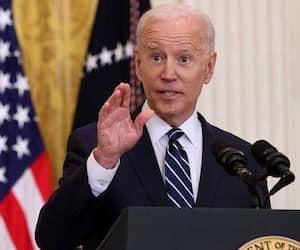 US president Joe Biden on Afghan-Taliban issue
