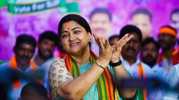 Tamil Nadu rural local body election .. Actress Khushbu in the BJP working committee Kalta ... What is the reason?