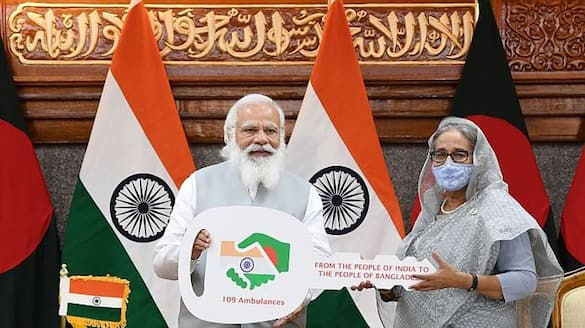 distance between Narendra Modi and Sheikh Hasina is widening due to Hilsa-vaccine issue bpsb