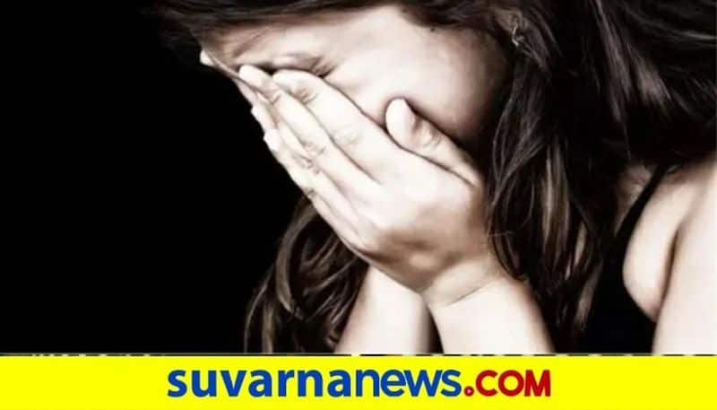 Man Rape on Woman at Kudligi in Vijayanagara grg