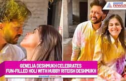 Genelia Deshmukh shares a fun-filled Holi video that will leave you in aww (Watch)