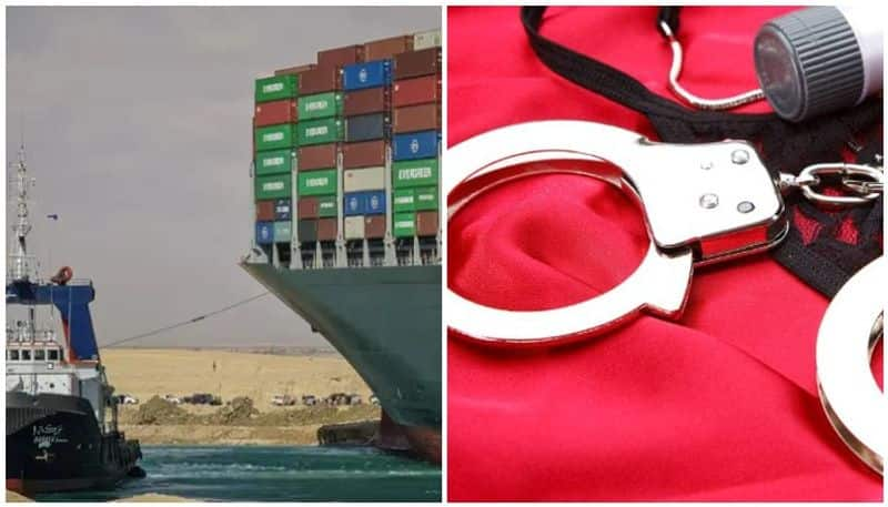 sex toy shipment blocked in suez delay causing loss of crores