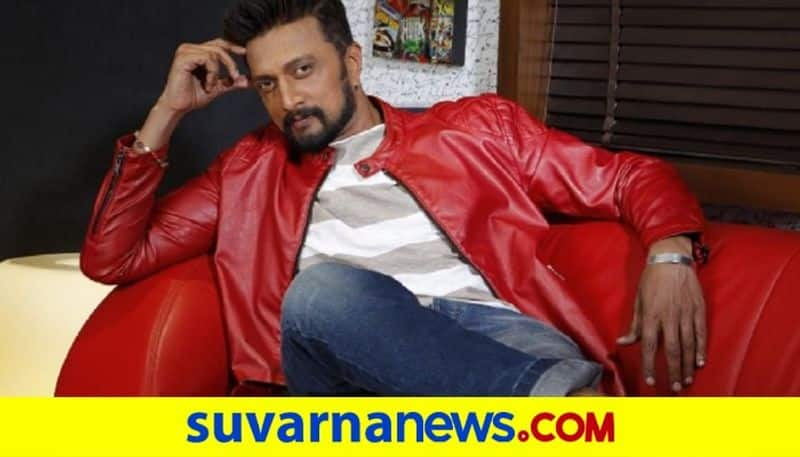 Why Sudeep talking about his acting carrier in big boss house