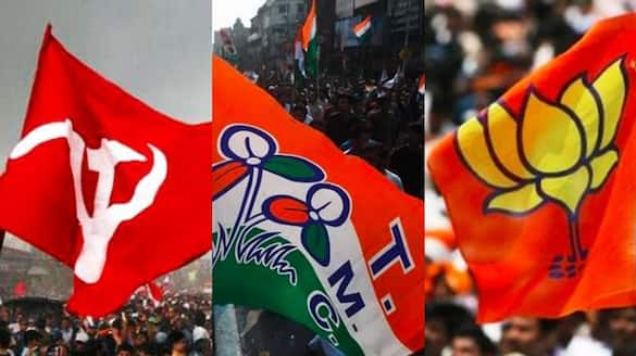 Saffron eyes red to increase vote share in West Bengal Assembly Elections 2021  BRD