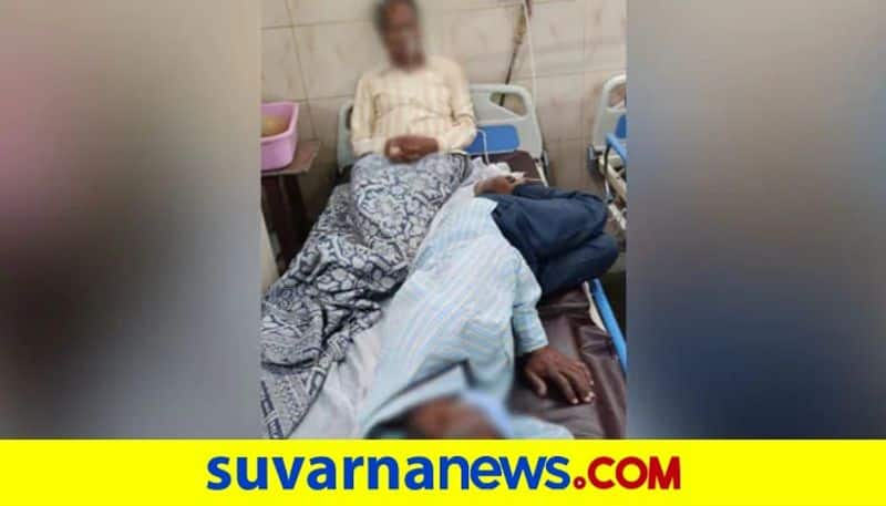 2 Covid Patients In Same Bed In Viral Photos From Nagpur Hospital pod