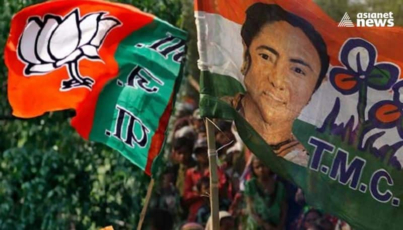 One third of new Trinamool MLAs are accused in criminal cases more than 50 per cent of BJP MLAs