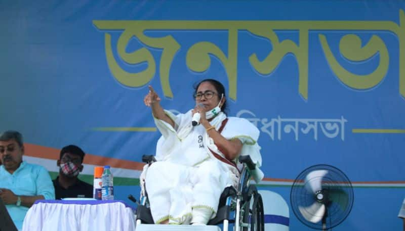 D Day For Mamata Banerjee As Nandigram Votes In Phase 2 Of Bengal Polls pod