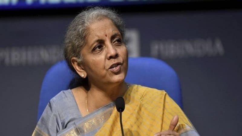 Coronavirus Surge No plan for national Lockdown says Nirmala Sitharaman ckm