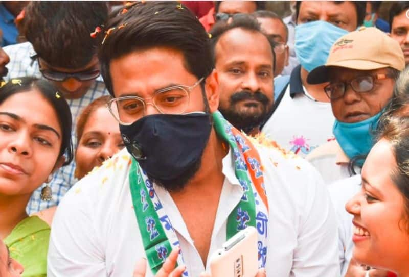 raj chakraborty pray vote for mamata banerjee on social Media BJC