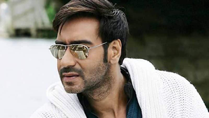 Cyclone Tauktae has destroyed the set of AjayDevgn's film Maidaan bjc