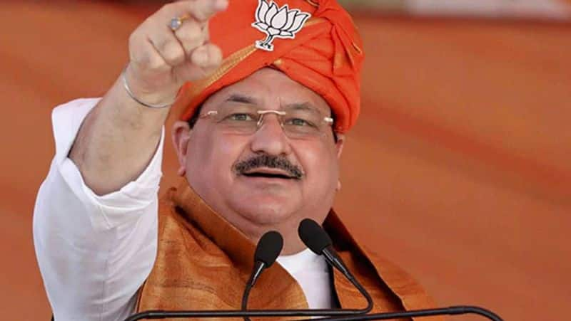 JP Nadda says Mamata Banerjee is losing votes from Nandigram RTB