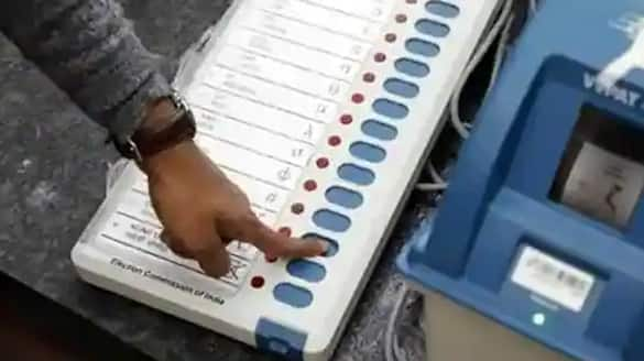 Ahead of Phase 3 polls EVMs VVPATs found at TMC leader house in Uluberia North constituency pod