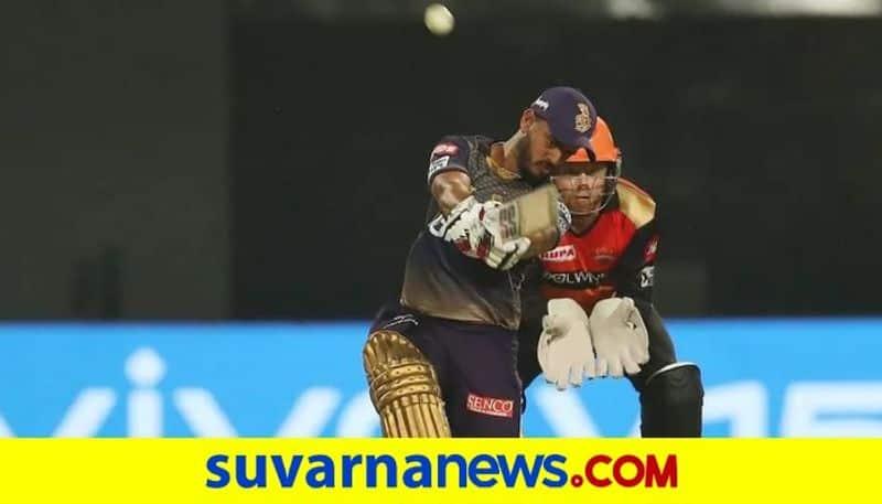 IPL 2021 KKR Cricketer Nitish Rana Tests Negative For COVID 19 kvn