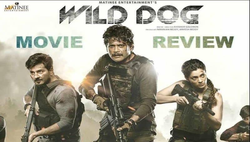 Nagarjuna wild dog movie review jsp