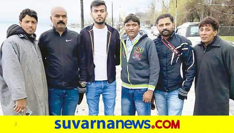 Actor Shashikumar kannada movie Article 370 shooting in Kashmir vcs