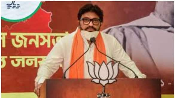 Babul Supriyo Removed As Union Minister Recently Quits Politics
