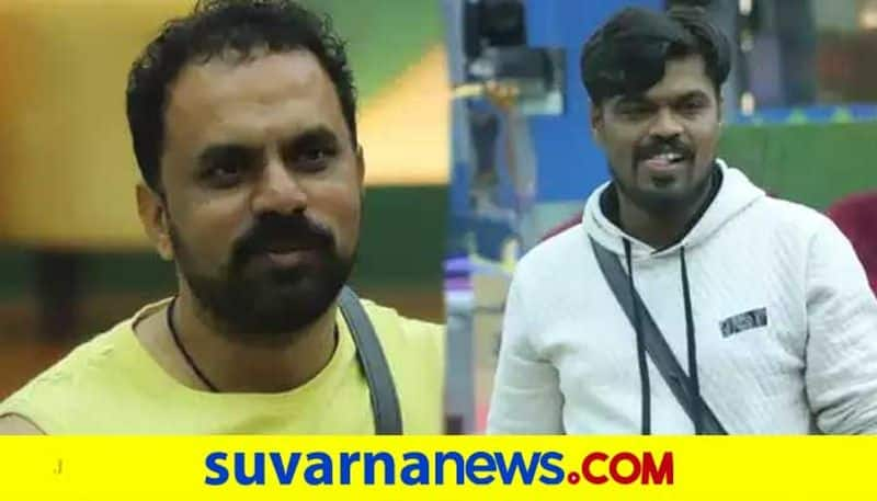 Colors Kannada BBK8 Manju pavagada warns about Chakravarthy Chandrachud Yoga skills vcs