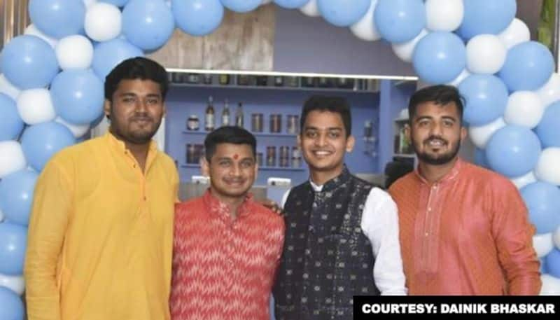 How 4 friends came together to start tea-selling unit in an environment-friendly way