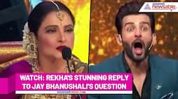 Rekhas reply to Jay Bhanushali's question on loving a married man will stun you for sure (Watch video) - ank
