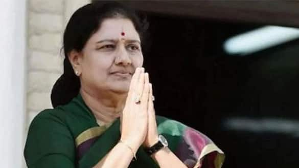 Will Come And Set AIADMK Straight VK Sasikala In Purported Audio Clip ksp