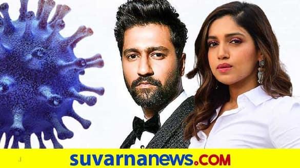 Bollywood Bhumi pednekar Vicky Kaushal tests covid19 positive vcs