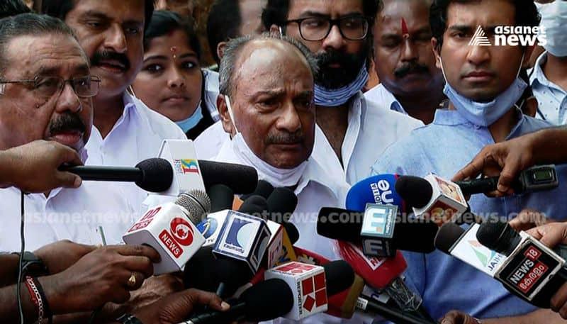 Kerala Assembly Election 2021 ak antony response election day