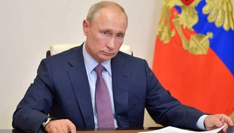 Russian President Vladimir Putin approved a legislation that he will remain post till 2036 ckm