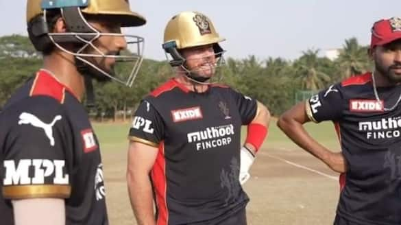 rcb warning daniel christian for breach of contract amid ipl 2021