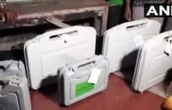 <p>election officer suspended</p>