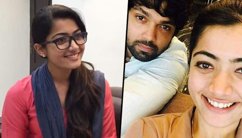 Rashmika like this before she came to act? Ex-boyfriend who posted a video that no one has seen
