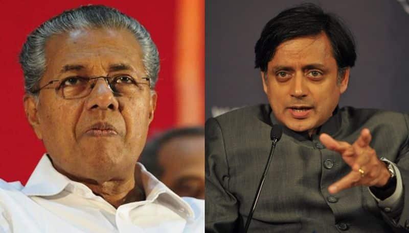 Kerala assembly election 2021 Shashi Tharoor reply to Pinarayi Vijayan on Sabarimala
