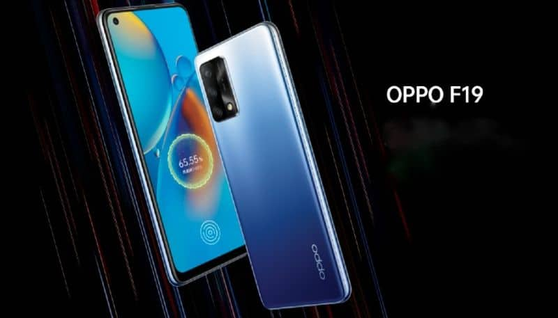 Oppo F19 5g smartphone launch in india today with 5000 mAh battery BDD