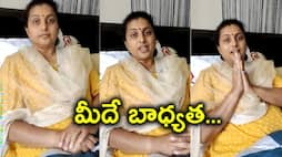 Im not Walks Another Month:YSRCP MLA Roja