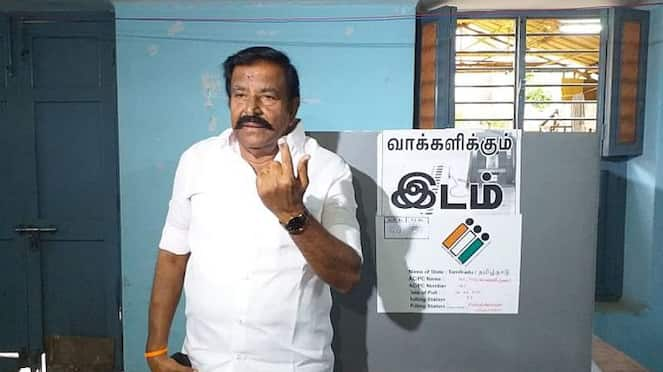 DMK leader insults women, talks of bribing voters-VPN