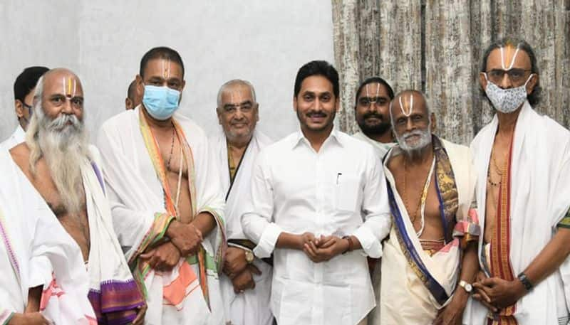TTD Issued Tirumala temple hereditary priests Appointment