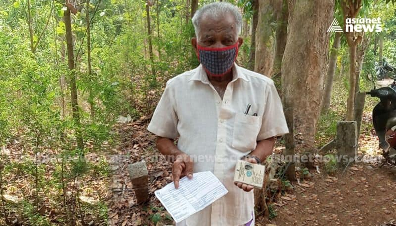 old age man who refused postal vote lost vote Kerala Assembly election 2021