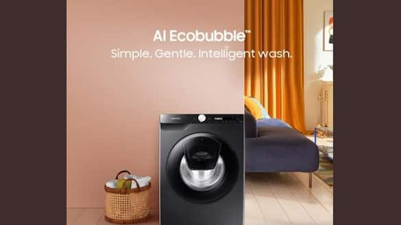Samsung brings a new line-up of AI-powered bi-lingual washing machines to India ANK