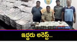 ap cops seize Rs 1.40 crore cash on telangana border in krishna