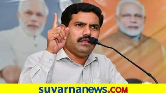 BJP Will Win All 3 By polls Says BY Vijayendra rbj