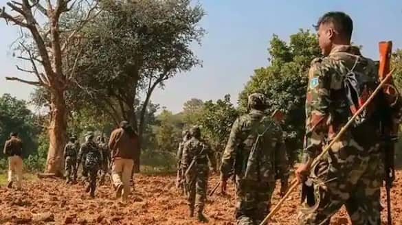 Naxals left the cadre due to fear of contracting COVID-19 In Chhattisgarh
