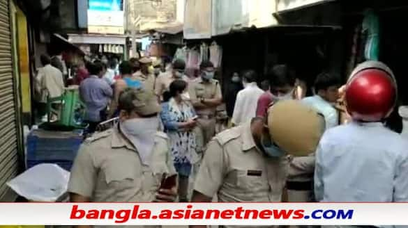 Group of miscreants openly fired at Congress workers in Murshidabad ALB