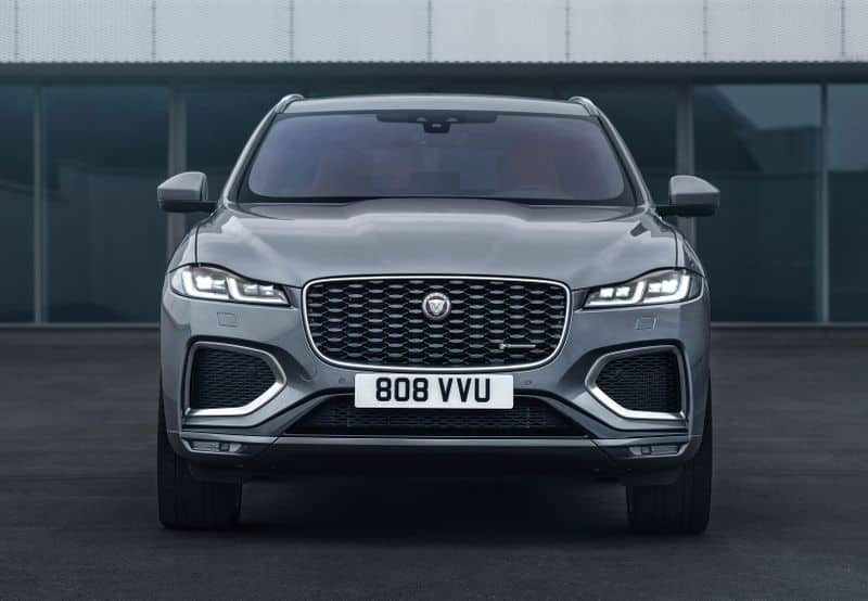 Bookings for the new Jaguar F Pace have begun