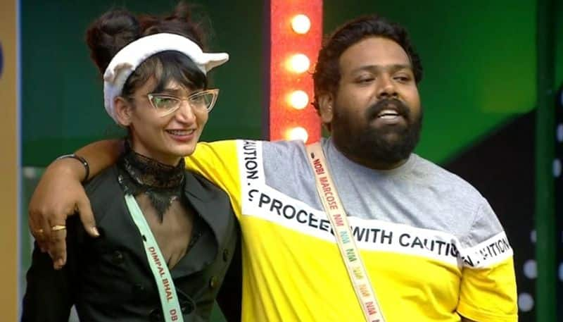 dimpal bhal delivered an amazing performance in bigg boss weekly task