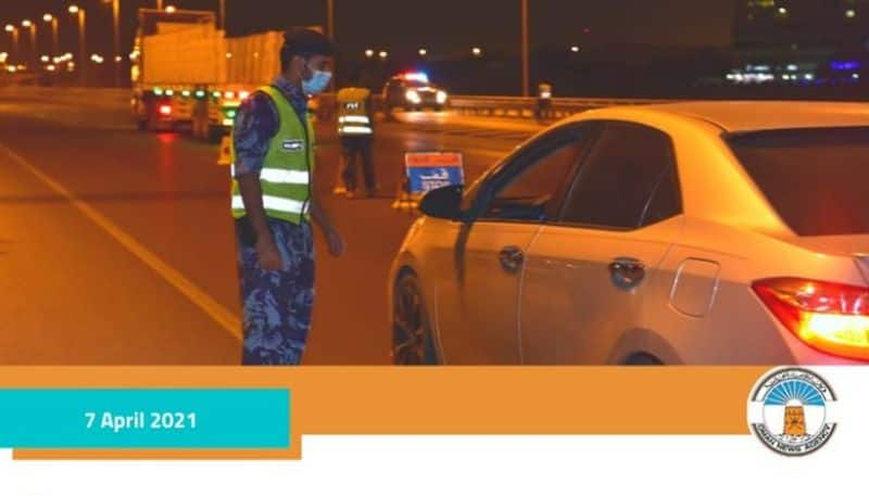 Temporary relief for Oman night travel ban