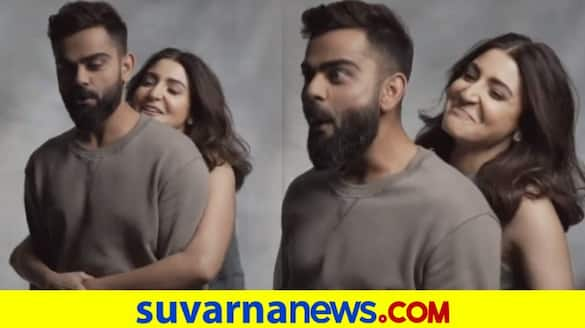 Anushka Sharma picks Virat Kohli up leaves the cricketer pleasantly surprised with her strength dpl