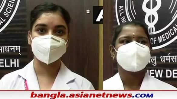 meet 2 nurses who administered covid19 vaccine second dose to pm modi bsm