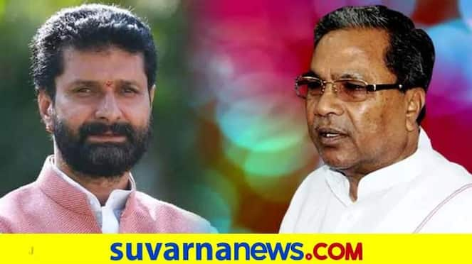 CT ravi Controvercial remark on siddaramaiah to By election news Hour video ckm